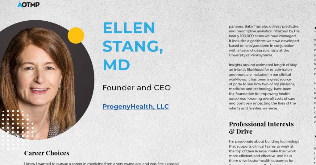 Ellen Stang Profile