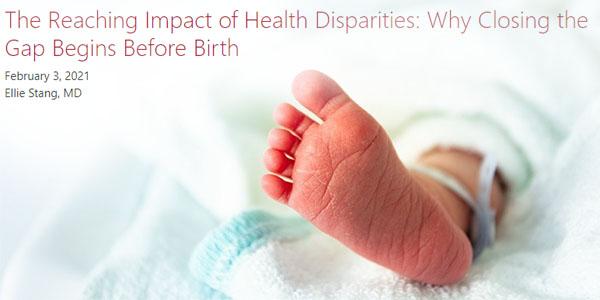 The Reaching Impact of Health Disparities