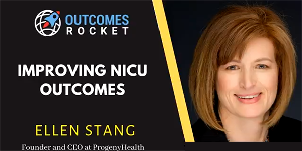 Ellen Stang Outcomes Rocket Podcast interview