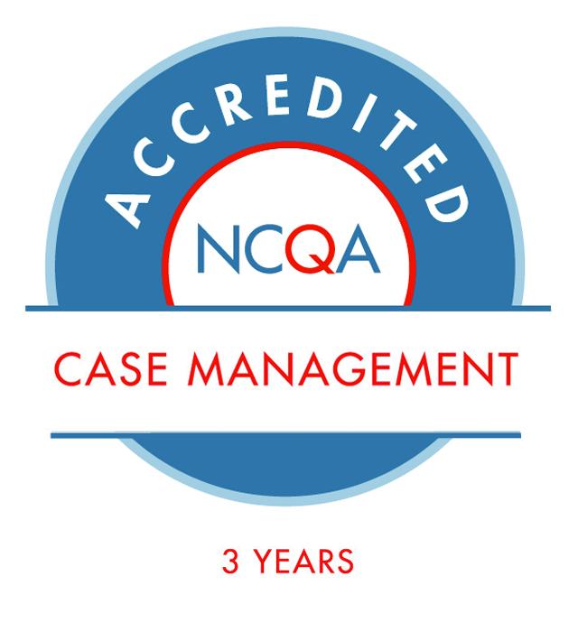 Accredited: NCQA Case Management